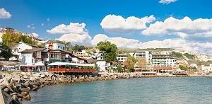 Продажа квартир в Болгарии Таунхаусы в Созополе
